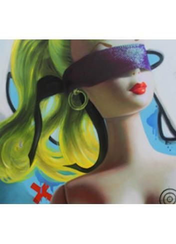 Bandeau peinture de Caroline Maurel