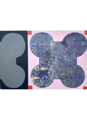 Au delà des formes N-14 oeuvre de Françoise Danel