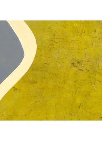 Nu jaune Françoise Danel
