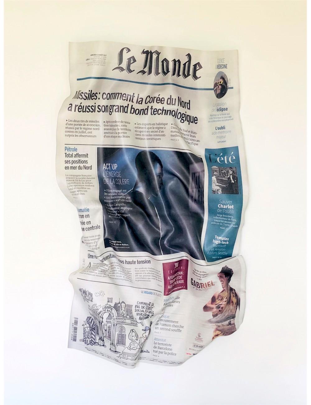 Le Monde Jérôme Fraignac