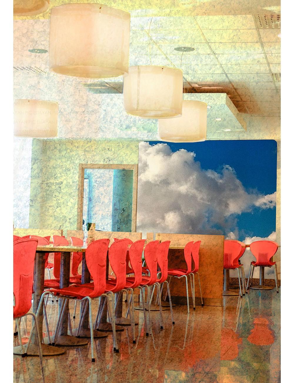Étrange cafète d'Anne Eliayan & Christian Pic